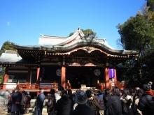 武蔵野八幡宮「節分祭追儺式」
