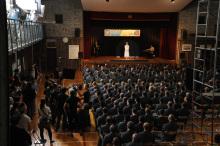 映画「あなたへ」2011年9月7日 元小学校でクランクイン