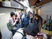 """ハーモニカ朝市が""""NHK World""""で放送されます"""