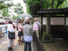 むー観のまち歩き 7月は『むかし武蔵野歴史散策コース』