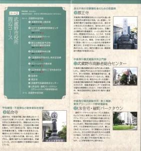 武蔵野市役所周辺コース