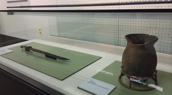 必見!ここにストーリーあり!『武蔵野市の歴史と文化財』~蕨手刀から凱旋門まで~