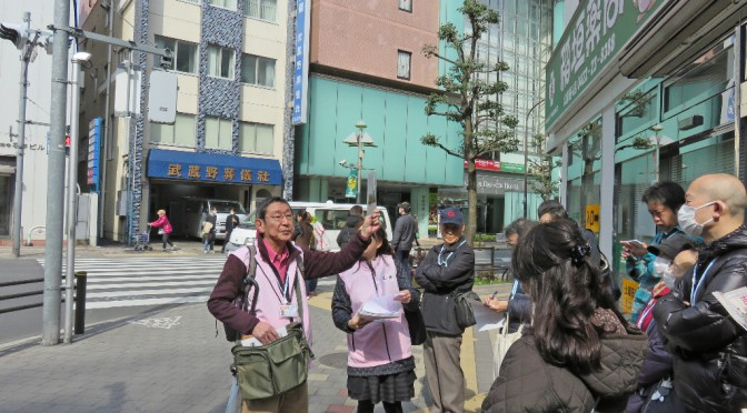 むー観まち歩き・新登場の『吉祥寺今昔コース』で昭和20年代~現在までを小旅行