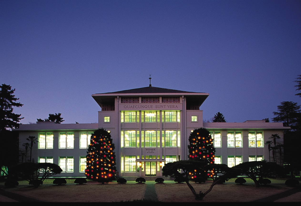 東京女子大学がクリスマスの雰囲気に包まれる『アドヴェント・キャンドルサービス』
