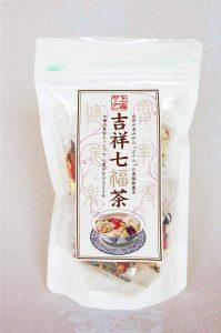 第2回認定商品 吉祥七福茶