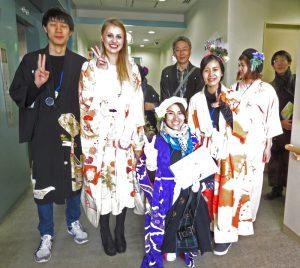 "fabulous ""Wear Tomesode gown"" participants!"
