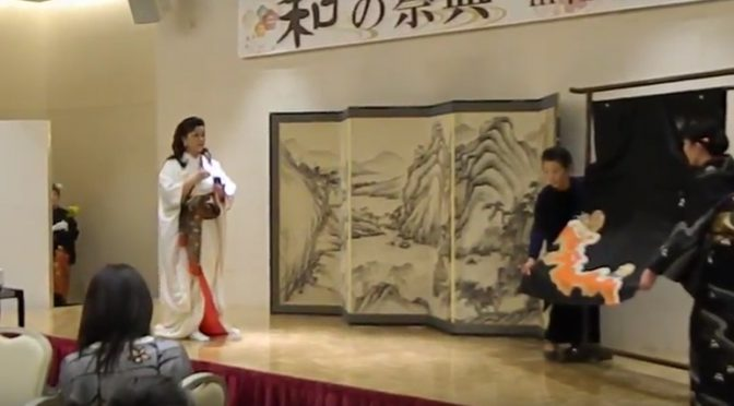 『sho mai 書舞』第一部