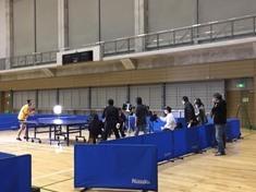 【武蔵野市フィルムコミッションより】武蔵野総合体育館は自慢の施設です!TBS『消えた天才』(1月3日On Air)ロケ現場報告。