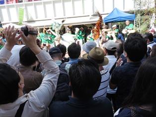 GWは吉祥寺へ!『吉祥寺音楽祭』レポ第一弾!4/28ホコ天パレード編