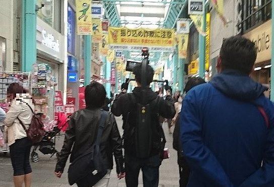 【武蔵野市フィルムコミッションより】NHK WORLD『#TOKYO』4月21日(土)on air