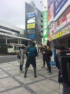 【武蔵野市フィルムコミッションより】NHK BS『ふらっとあの街 旅ラン10キロ』4月11日(水)19:30 on air