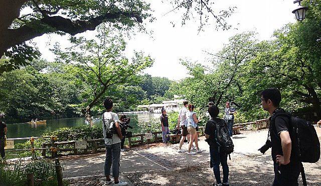 【武蔵野市フィルムコミッションより】テレビ東京『モヤモヤさま〜ず2』6月3日(日)18:30 on air