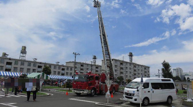 【む~観photoギャラリー📷】東京車人基金チャリティー 第13回安心・安全・環境フェア&第42回フリーマーケット