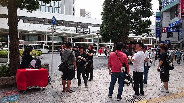 【武蔵野市フィルムコミッションより】日本テレビ「火曜サプライズ」8月14日(火)19:00~19:56 on air