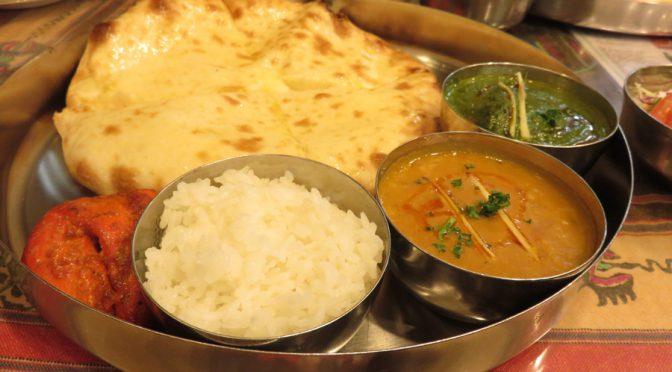 【今日のランチ】レディーススペシャルランチセットで満腹!/INDIAN RESTAURANT CAFE & BAR SITAL 吉祥寺店