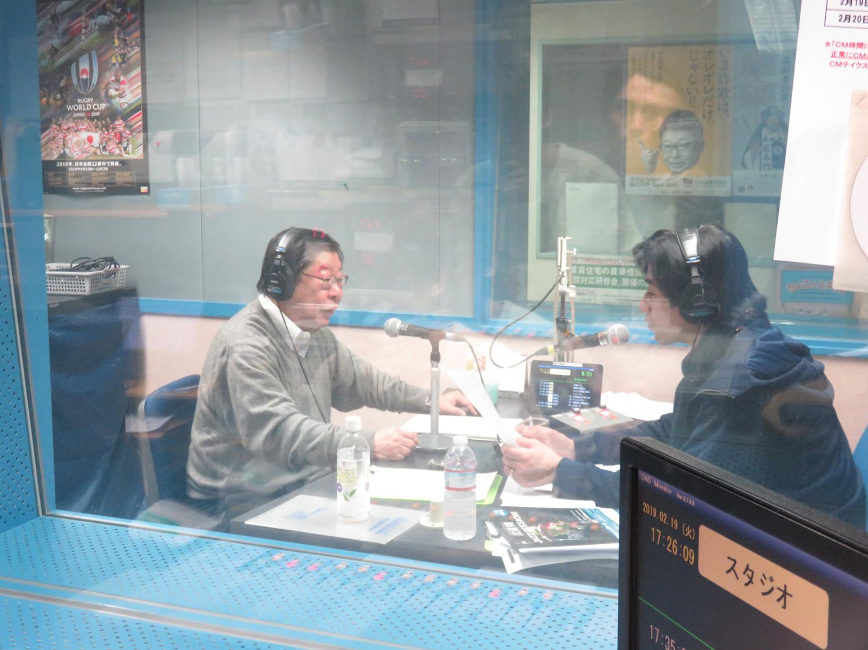 """むさしのFM″Talking Loud""""に『第16回武蔵境JAZZ SESSION』に出演する「SUNNY SOUNDS JAZZ ORCHESTRA」が登場しました♬"""