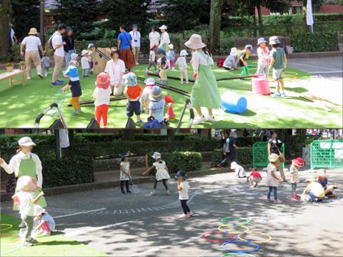 「ENJOY OPEN STREETs 武蔵野」開催中です!