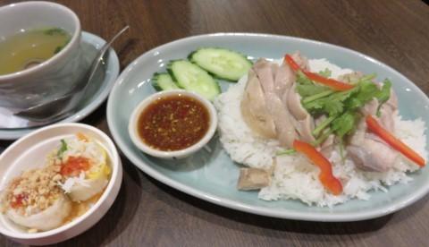 【ランチレポート】タイの食卓「クルン・サイアム」吉祥寺店