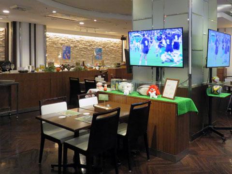ラグビー&スポーツLIVE BAR@東急REIホテル