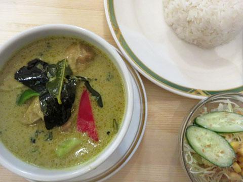 【ランチレポート】小さなタイ料理屋さん「サワディー グリル&バー」