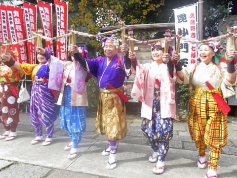 2020新春 願いをかなえる七福神「第14回 武蔵野吉祥七福神めぐり」