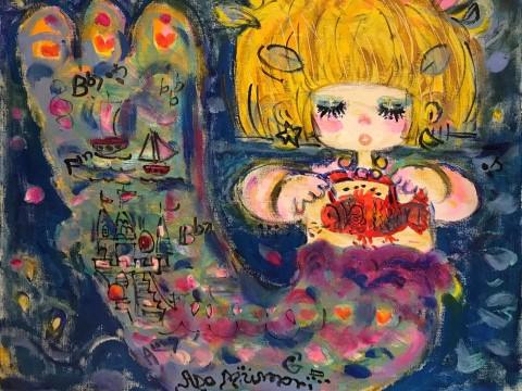 吉祥寺で亜土ちゃん♪「アートサロン和錆 コピス吉祥寺店」3/1(日) 常設オープン!