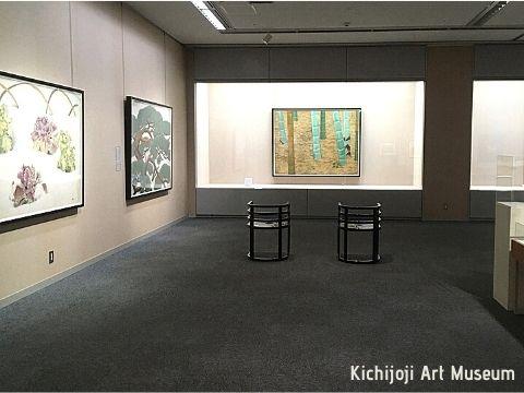 武蔵野市ゆかりの作家作品に親しむ。吉祥寺美術館『たいせつなじかん』