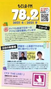 むさしのFM2021.04~09